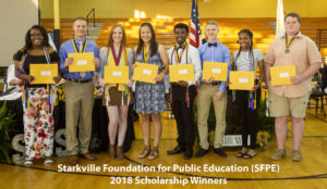 2018 SFPE Scholarship Winners